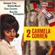 Carmela Corren Charles Nowa und sein Orchester  - Carmela Corren 2 Always You (Toto-Mario-Gary-Kriegsmann) Bahia Moon (Nowa-Pober-Rasch) Dos Cruzes (Larea) Boy On A Dolphin (Friedhofer-Webster)