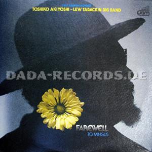 Toshiko Akiyoshi Lew Tabackin Big Band Farewell To