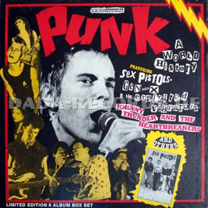 Sex Pistols The Jock Box 1