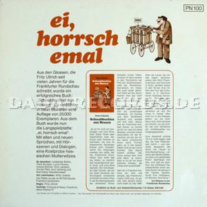 Belletristik Allgemeine Kurzgeschichten Fritz Ullrich Schnappschiss Aus Hessen
