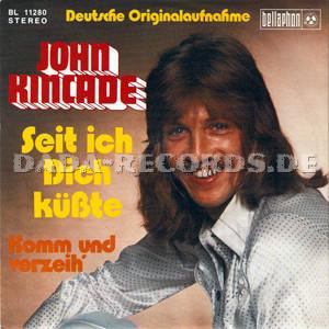 John Kincade - Till I Kissed You