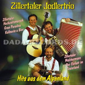 Zillertaler Jodlertrio - I Hab A Engerl G'sehn