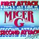Micer-G Produced By Ruud van Es & Michiel van der Kuy  - First Attack (Michiel van der Kuy-Lucien Witteveen) Second Attack (Michiel van der Kuy-Lucien Witteveen)