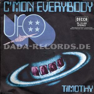 UFO Cmon Everybody Timothy