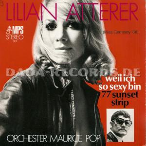 ... Germany 1968) - Weil ich so sexy bin (<b>Fritz Maldener</b>-Michael Werner) - 13495206820001_v
