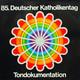 Various Artists Chorale de la Cathedrale Colmar, A. Roth, Freiburger Domchor, Freiburger Münsterbläser (Ltg. Franz-Xaver Streitwieser) usw.  - 85. Deutscher Katholikentag - Tondokumentation (2 LP Set)