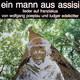 Jutta Hahn & Gruppe Impulse Wolfgang Poeplau (Text), Ludger Edelkötter (Musik)  - Ein Mann aus Assisi - Lieder auf Franziskus