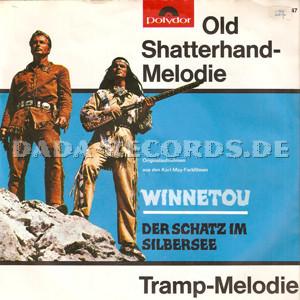 Orchester Martin Böttcher Old Shatterhand Melodie Film Der Schatz