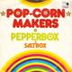 Pop-Corn Makers  - Pepperbox (Arpadys) Saltbox (P. P. Ponns-Bendorff)
