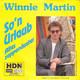 Winnie Martin Produced By Hanz Marathon & Winnie Martin  - So'n Urlaub (Winnie Martin-Hanz Marathon) Alles Zappenduster (W. Martin-H. Dudkowiak-H. Hoffmann-Braun)