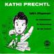 Kathi Prechtl  - Kathi's Alltagssorgen (signiert) Der Großstadtverkehr, Die Neubauwohnung, Die böse Nachbarin