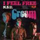 Cream  - I Feel Free (Bruce-Brown) N.S.U. (Bruce)