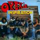 Orexis Georg Lawall, Wolfgang Lauer, Gert Kilian, Trilok Gurtu  - Inspiration (signed Wolfgang Lauer)