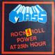 Mass Detlev Schreiber, Günther Victor Radny, Johannes Eder, Jack E. Burnside  - Rock' Roll Power At 25th Hour Recorded at Tonstudio Hiltpoltstein