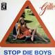 Gitte (Haenning) Orchester Werner Scharfenberger, Peter Laine  - Stop die Boys - Gitte sagt es mit Musik