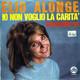 Elio Alonge Orchestra Franco Monaldi  - Io Non Voglio La Carita' (Lanati) La Cena D'Addio (Lanati)