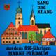Various Artists Herausgeber: Musik- und Gesangverein 'Liederkranz' 8501 Pyrbaum, Oberpfalz  - Sang und Klang aus dem 850-jährigen Markt Pyrbaum