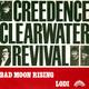 Creedence Clearwater Revival  - Bad Moon Rising (J.C.Fogerty) Lodi (J.C.Fogerty)