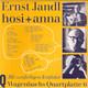 Ernst Jandl  - Hosi + Anna - Ernst Jandl liest Sprechgedichte Mit zweifarbigem Textplakat