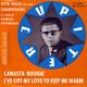 Otto Weiss an der Hammondorgel & Die Delle Haensch Rhythmiker  - Canasta Boogie (Delle Haensch) I'v got my love to keep you warm (Irving Berlin)